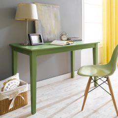 Y3232-30G Wood Desk-Green