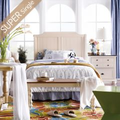 Summerlyn-Sleigh-HB  Single Bed