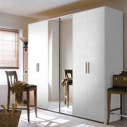 MC-7030L  3-Unit Closet  w/ Mirror Door