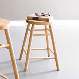 Uno-Natural  Stool
