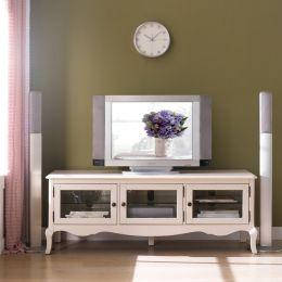 E2185-07  TV Stand (Cream)