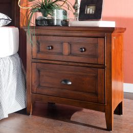 Y1873-01  Drawer Nightstand