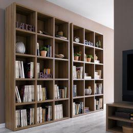 AB3500-Oak  Bookcase