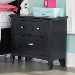 Y1874-01  Drawer Nightstand