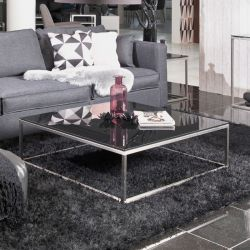 Bran  Glass Coffee Table