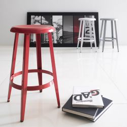 74094-Red   Declan Counter Stool