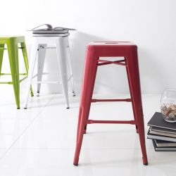 69704-Red   Lago Counter Stool