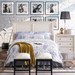 Ashby-Q-HB   Queen Panel Bed