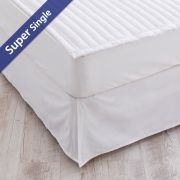 Matt Skirt-White-1200  Mattress Skirt