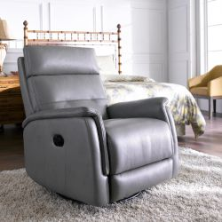 B1021-275-Grey  Recliner Chair
