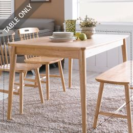 Ava-4  Dining Table  (Table Only)