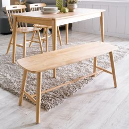 Ava-BH  Wooden Bench