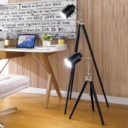 94711  Floor & Table Lamp Set