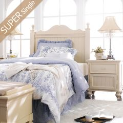 Y3602-64H-HB  Single Panel Bed