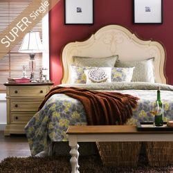 Y3603-64H-HB   Super Single Panel Bed