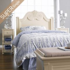 Y3605-64H-HB  Single Panel Bed