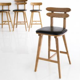 Olive-Dark  Bar Chair