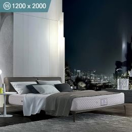 Sealy Gold-1200  Super Single Spring Mattress (상단)