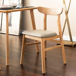 Luna-Natural-C  Wooden Chair