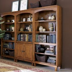 H3514-20  Open Bookcase