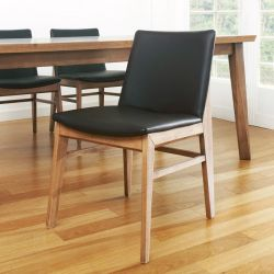Zodax-Walnut-C   Wooden Chair