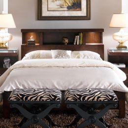 Novella  Queen Panel Bed
