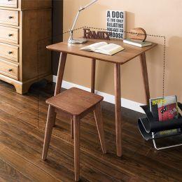 Luna-Walnut-2D  Wooden Table
