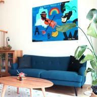 Regina  3-seater sofa