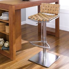0882-CML  Adjustable Bar Stool