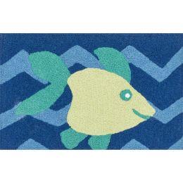 HAN09  Blue Yellow (54*84cm)