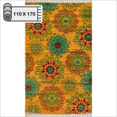 HAR15  Yellow Orange (110*170cm)