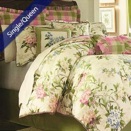 Garden Path  Single/Queen Comforter