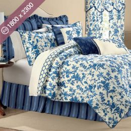 Spring Flowers  Single/Queen Comforter