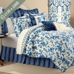 Spring Flowers  Queen/King Comforter