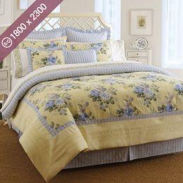 Caroline  Single/Queen Comforter