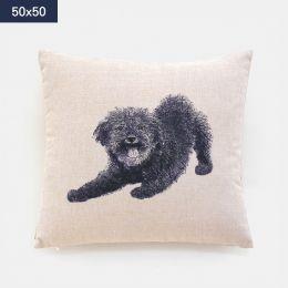 CU-POODLE  Cushion