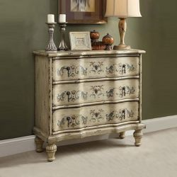 50635  3-Drawer Chest