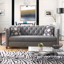 8645-30-Grey  Sofa
