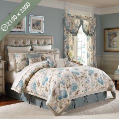 Gazebo  Queen/King Comforter