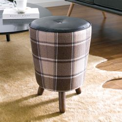 Candy  Round Stool
