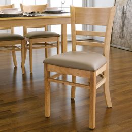 Cabin-Natural-C  Wooden Chair