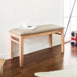 (0) Cabin-Natural-B  Wooden Bench