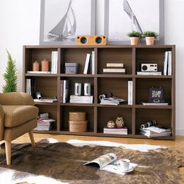 AB4300-Oak  Bookcase