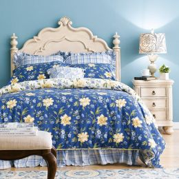 Lily-Ivory-HB  Queen Panel Bed