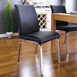 Leonora-Black  Chair