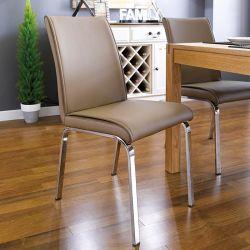 Leonora-Cappuccino  Chair