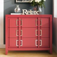 DS-2162-850-RD  Accent Chest