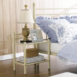 Billy-Ivory  Side Table