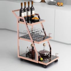 (0) Acropolis  Serving Cart