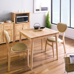 D1160-2  Dining Set (1 Table + 2 Chairs)